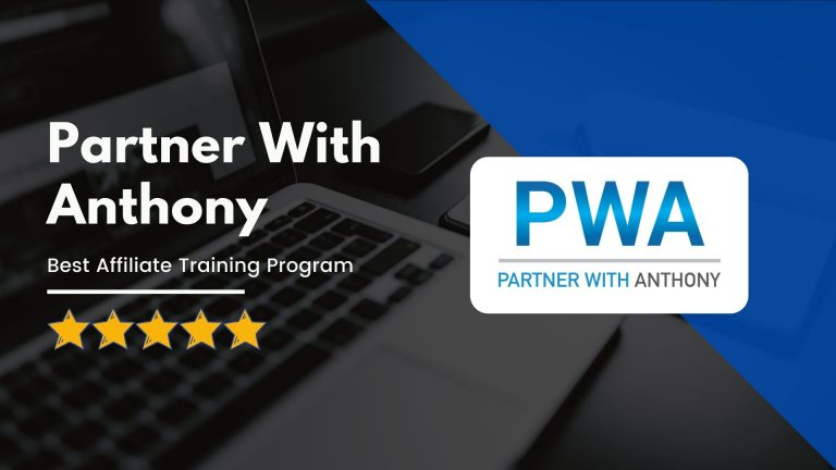 Partner With Anthony Review 2021 – Best DFY Affiliate System