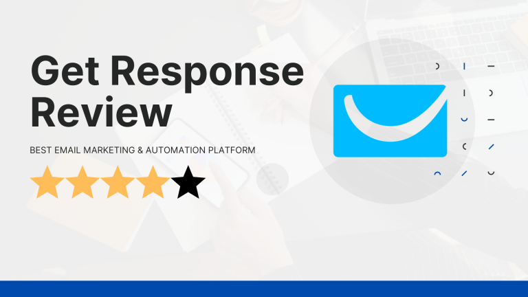 GetResponse Review 2021 – Is It Worth The Hype?