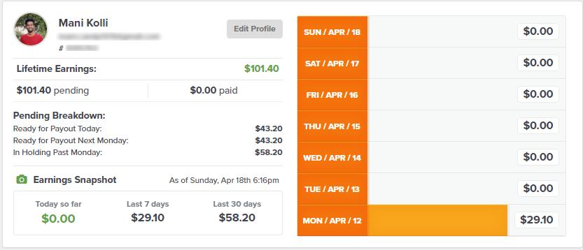 clickfunnels affiliate earnings